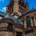 Trinity Church, in Boston, Massachusetts.  — Stock Photo #52612461