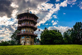 The pagoda at Patterson Park in Baltimore, Maryland.  — Stockfoto