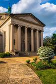 University Baptist Church, in Baltimore, Maryland. — Stock Photo