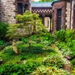 Garden at Trinity Church, in Boston, Massachusetts.  — Stock Photo #53051707
