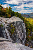 View from Cathedral Ledge at Echo Lake State Park, New Hampshire — Stock Photo
