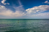 The Gulf of Mexico in Clearwater Beach, Florida.  — Stock fotografie