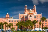 The Don Cesar Hotel in St. Pete Beach, Florida. — Photo