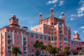The Don Cesar Hotel in St. Pete Beach, Florida. — Stock Photo