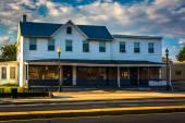 Заброшенный магазин в Эссексе, Мэриленд. — Стоковое фото