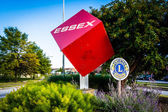The Essex Cube in Essex, Maryland. — Stock Photo
