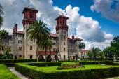 The Lightner Museum, in St. Augustine, Florida. — Stock Photo