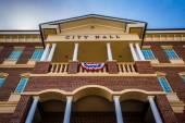 City Hall in Duluth, Georgia. — Stock Photo
