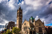 Vecchia chiesa meridionale, a boston, massachusetts. — Foto Stock