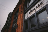 The Charles Theater, in North Charles, Baltimore, Maryland. — Stock fotografie