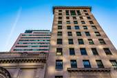 The Garrett Building in downtown Baltimore, Maryland. — Stock fotografie