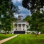 Building at Gettysburg College, Gettysburg, Pennsylvania. — Stock Photo #62037043