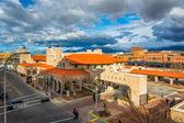 View of Alvarado Transportation Center, in Albuquerque, New Mexi — Stock Photo