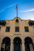 The Riverside Metropolitan Museum, in Riverside, California. — Stock Photo