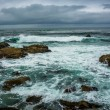 Waves and rocks in the Pacific Ocean, seen from the 17 Mile Driv — Stock Photo #71043947
