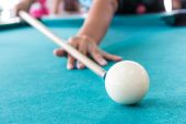 Aim the ball — Stock Photo