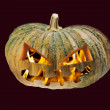 Halloween pumpkin — Stock Photo #56228787