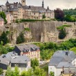 Luxembourg City Old Town — Stock Photo #54362343