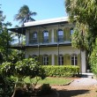 Hemingway house key west — Stock Photo #63321847