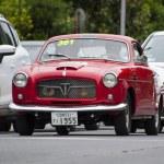 FIAT 1100 103 TV coupé Pinin Farina1955 — Stock Photo #64844731