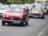 Alfa Romeo	1900 Super Sprint Touring	1956 — ストック写真