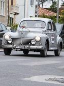 Limousine 1955 di Peugeout 203 mille miglia 2014 — Stock Photo