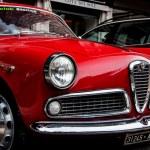 VINTAGE CAR LO ALFA ROMEO GIULIETTA SPINT VELOCE — Stock Photo #71299319