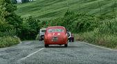 MILLE MIGLIA 2015 FIAT 1100 103 TV Coupé Vignale 1954 HRD — ストック写真