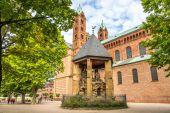 シュパイアー大聖堂 — ストック写真