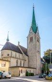Domkirche St. Nikolaus in Feldkirc — Foto de Stock