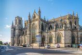 Church Notre Dame des Champs — Stock Photo
