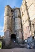 Abbey of Mont Saint-Michele — Foto Stock