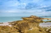 Fortress National near Saint Malo — Stock Photo
