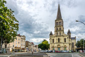 St.Laud church in Angers — Stock Photo