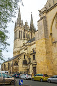 Cathedral in Angers. — Stock Photo