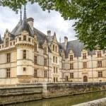 Chateau Azay le Rideau — Stock Photo #54733387
