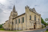 Church Notre Dame in Canault — Stock Photo
