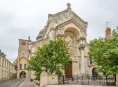 Church Saint-Martin in Tours — Foto de Stock