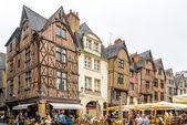 Place Plumereau — Stock Photo
