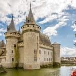 Chateau Sully sur Loire — Stock Photo #55232353