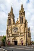 Church Sacre Coeur in Moulins — Foto de Stock