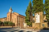 Church San Francesco in Prato — Stock Photo