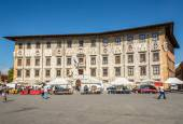 Palazzo dei Cavalieri in Pisa — Stock Photo