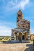 Basilica Holy Trinity of Saccargia — Stok fotoğraf