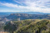 Montezuma Valley in Mesa Verde N.P. — Stock fotografie