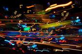 Resumen de iluminación de fondo — Foto de Stock