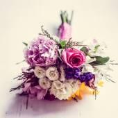 Rustic bouquet — Foto Stock