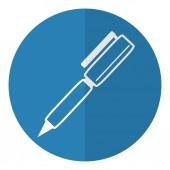 Pen icon. — Stock Vector