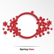 Spring time background — Stock Vector #66764797