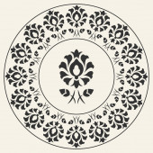Islamic ornament elements — Stock Vector